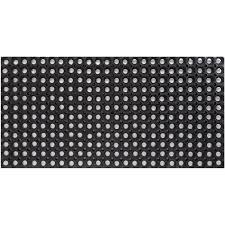 tapis de cuisine au metre paillasson caoutchouc noir l 100 x l 50 cm ring rubber mat leroy