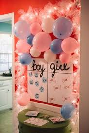 gender reveal party decorations gender reveal decorations gender reveal