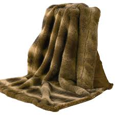 Fake Fur Throws Rustic Elegance Ashbury Bedding Sets Cabin Place