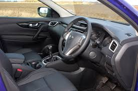 nissan qashqai interior 2017 nissan qashqai interieur car and driver nissan qashqai pictures