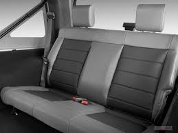Jeep Wrangler Leather Interior 2009 Jeep Wrangler Interior U S News U0026 World Report