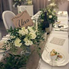 Table Numbers Wedding Wedding Tables Ideas For Table Numbers At Wedding Reception