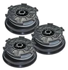 amazon com ryobi u0026 homelite trimmer replacement 3 pack spool
