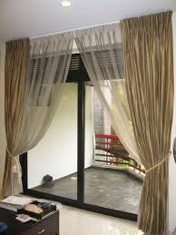 curtain ideas for living room window treatments for sliding doors in living room glass door