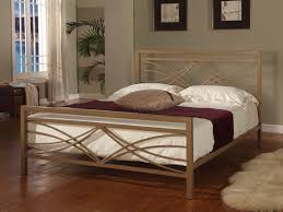 bed frame queen size metal bed frames and double platform