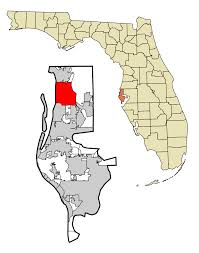 Time Zone Map Florida by Palm Harbor Florida Wikipedia