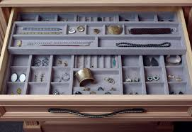 necklace organizer stand images Jewelry drawer organizer trays caymancode jpg