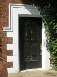 home decor application tenneys steel and architectural leaded glass entry door original