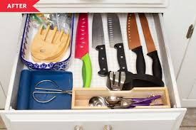 how to organize kitchen utensil drawer kitchen utensil drawer organizing makeover kitchn