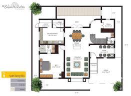 luxury bungalows plans part 38 bedroom bungalow floor plan