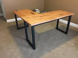 Desk L Diy Diy L Shaped Desk L Shaped Desk Diy Modern Home