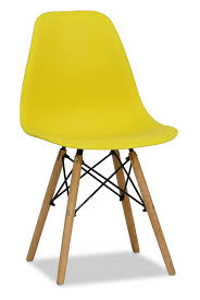 eames yellow replica designer chair furniture u0026 home décor