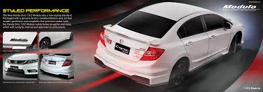 honda ricer wing honda cars philippines launches sportier civic for 2014 w