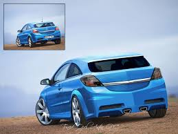 opel astra 2005 tuning opel astra opc by tomson on deviantart