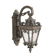 Lantern Style Outdoor Lighting by Tournai Collection 1 Light 18