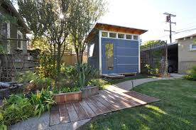 Backyard House Shed by Home Art Studios And Creative Sheds Studio Shed