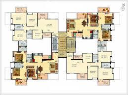 very big house plans home deco plans