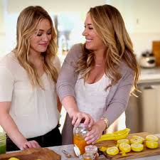 Kim Zolciak Kitchen by Ok Exclusive Haylie Duff Dishes On Real U0027s Kitchen And The