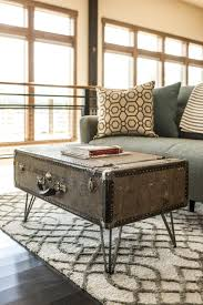 Turn Coffee Table Into Dining Table How To Make A Suitcase Coffee Table How Tos Diy