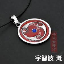 anime ring necklace images Anime naruto necklace pendant watches fashion accessories for jpg