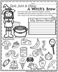 october first grade worksheets planning playtime