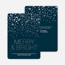 foil snow cards paper culture