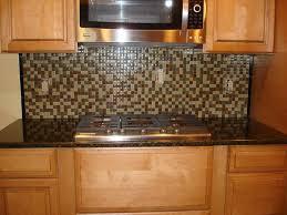 Kitchen Backsplash Ideas With Dark Cabinets Kitchen Cabinet Kitchen Backsplash Tile Work White Cabinets Dark