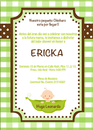 invitacion baby shower ericka by jenny mis creaciones