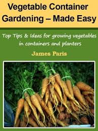 Indoor Vegetable Container Gardening - indoor vegetable garden vegetable container gardening made