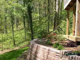 erosion control dry creek beds drainage art of stone gardening