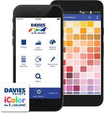 download davies icolor app davies paints philippines inc