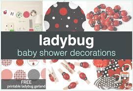 ladybug baby shower ladybug baby shower shower that baby