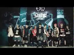 exo xoxo lirik lirik lagu exo growl youtube