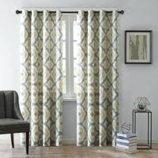 Mustard Colored Curtains Inspiration Gray And Yellow Curtains Size Of Gray And White Curtain