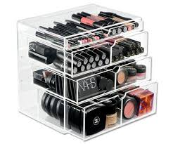 Hair And Makeup Storage Makeup Clear Organizer See What You Have Great For Over Counter