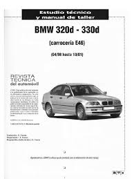 manual de taller bmw e46 diesel 320d 330d espa ol