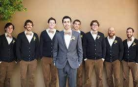 groomsmen attire fashionable fellas groom groomsmen attire