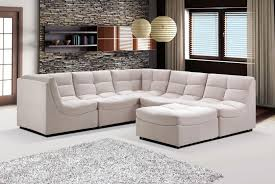 Sectional Sofa Modular Awesome Modular Sectional Sofa Design Best In Microfiber Large