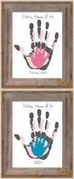 baby footprint ideas 57 best baby handprint footprint crafts images on