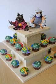 tmnt cake topper turtles themed cake by kayleymackay on deviantart