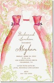 bridesmaid luncheon ideas the 25 best bridal luncheon invitations ideas on