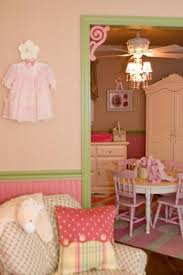Pink And Green Nursery Decor Pink And Green Nursery Ideas
