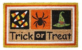 halloween door mats halloween wikii