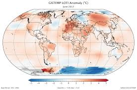 World Temperature Map October by Climate Change Vital Signs Of The Planet June 2017 Was Fourth