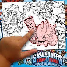 skylanders free coloring pages games and activities for kids