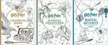 today u0027s hottest deals save big harry potter coloring books