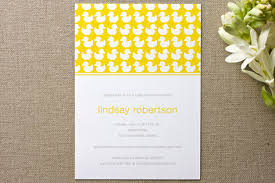 ducky baby shower invitations invitation crush