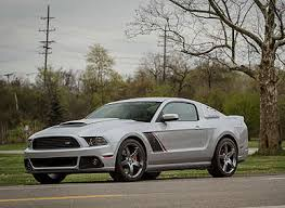 roush mustang 2013 2013 roush stage 3 premier ford mustang premieres autobytel com