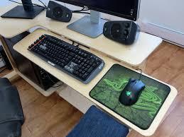 How To Make A Computer Desk How To Make A Computer Desk Ibuildit Ca