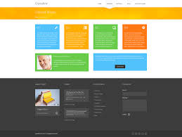 crystalline html template cmsmasters official website